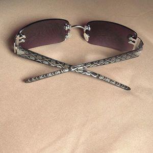 D&G Women Sunglasses Rectangular Rimless